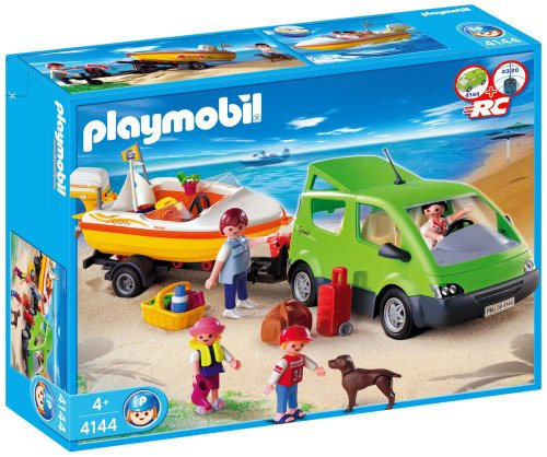 Playmobil 626667 - Vacaciones Coche Fam...
