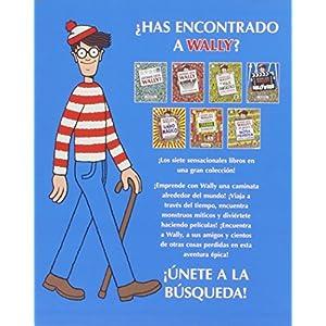 Dónde Está Wally? La Gran Colección (NB WALLY)