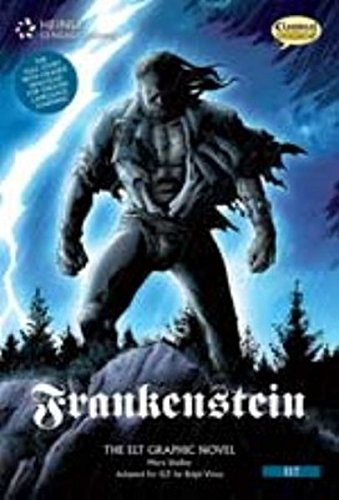 Frankenstein (British English): Classic Graphic Novel Collection (Classical Comics: Original Text)