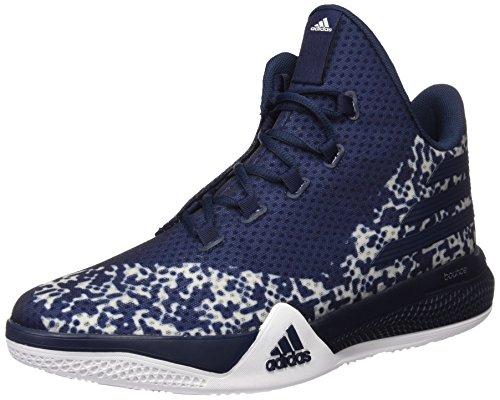 adidas Herren Light Em Up 2 Basketballschuhe, Azul Marino/Gris/Blanco (Onisua/Maruni/Ftwbla), 48 EU