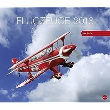 Flugzeuge - Kalender 2018