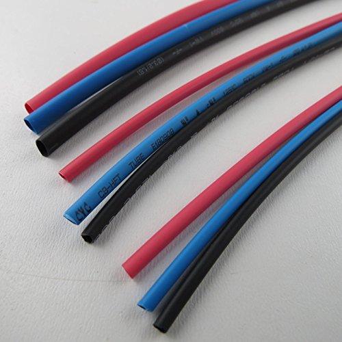 Maclean MCTV-534 Schrumpfschlauch Kabelschutz 5m 1, 2:1 10mm