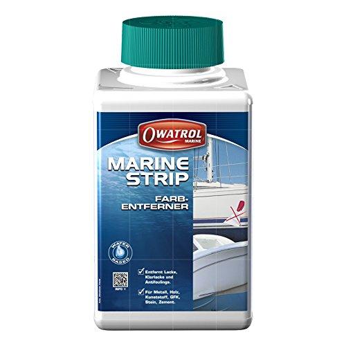 Owatrol - MARINE STRIP - Antifouling - Entferner, Abbeizer- 1 Liter