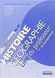 HISTOIRE GEOGRAPHIE TERM BAC PRO PROFESSEUR