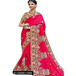Wedding Diwali Bollywood Latest Party Wear Wedding Bridal Lehanga choli Saree Sari Embroidered Blouse Piece