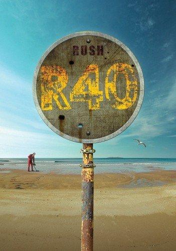 Rush - R 40 [Blu-ray]