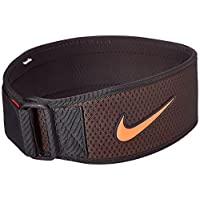 Nike Neqp-nel0305-6xl Men's Intensity Training Belt, Black - one size
