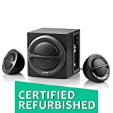 (CERTIFIED REFURBISHED) F&D A110 2.1 Channel Multimedia Speakers