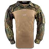Leo Köhler Combat Shirt flecktarn Größe L