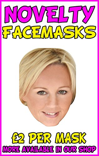 pepsi-demacque-wham-2016-novelty-celebrity-face-mask-party-mask-stag-mask
