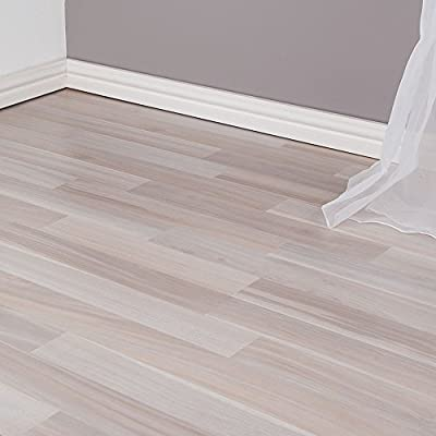 2.48sqm Domestic Commercial Laminate Flooring - Frosted Pear - 7mm