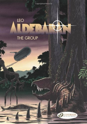 The Group (Aldebaran) by Leo Aldebaran (2009-01-16)