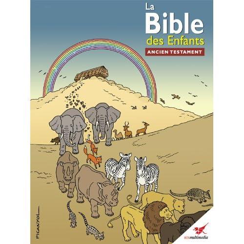 La Bible des Enfants - Bande dessinée Ancien Testament
