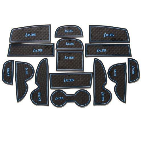 supoo-15pcs-blue-black-silicone-non-slip-interior-door-cup-mat-for-hyundai-tucson-ix35-2011-by-supoo