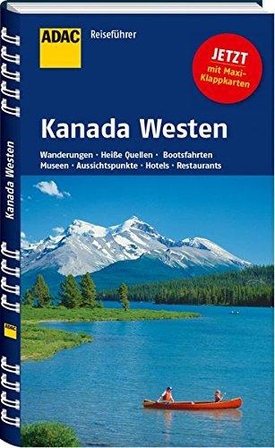 ADAC Reiseführer Kanada Westen (Kanada Columbia, British)