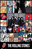 GB Eye 61 x 91.5 cm The Rolling Stones/Diskografie Maxi Poster