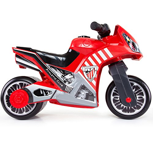 #0107 Rutscher-Motorrad mit Breiten Reifen Geeignet für Innen und Außen 73 cm • Kinder Motorrad Rutscher Rutschfahrzeug Lauflernrad Laufrad
