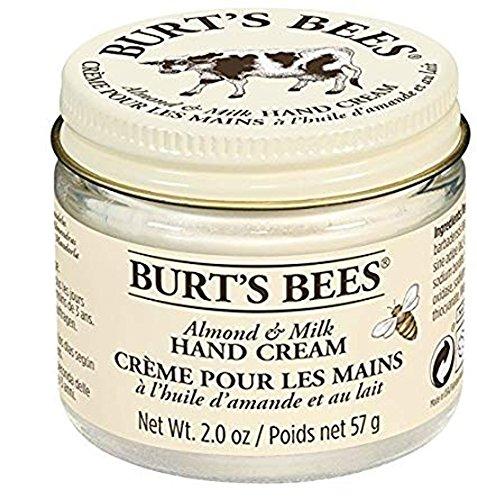 Burt's Bees Mandel & Milch Handcreme, 1er Pack (1 x 57 g)