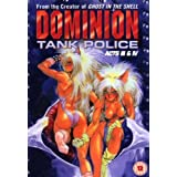 Dominion Tank Police - Acts 3 And 4 [DVD] by Takaaki Ishiyama