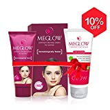 #7: Meglow Premium Fairness-Women (Fairness Cream + Fairness Facewash)