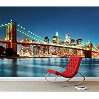 York City Skyline Wall Mural Photo Wallpaper Iconic View Decal (XX Large 3000mm x 2400mm) preiswert