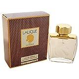 LALIQUE - Agua de perfume para hombre Equus, 75 ml