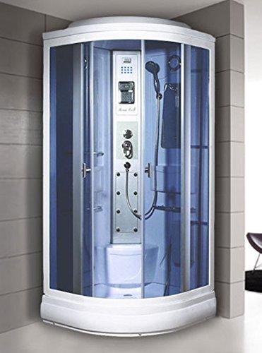 Cabina doccia idromassaggio prezzi ed offerte online for Cabine doccia multifunzione leroy merlin