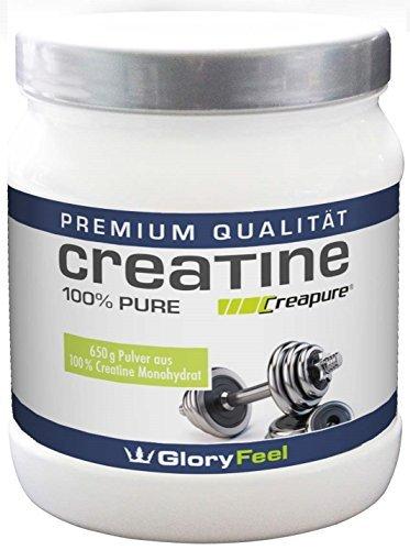 Creatin-Monohydrat-Pulver-Hochdosiert-und-Rein-650-g-Original-Creapure-Creatine-Monohydrate-Pulver-100-Pure-Premiumqualitt-Deutscher-Herstellung