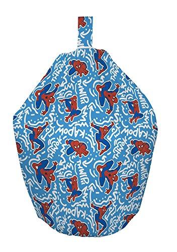 Spiderman Ultimate modernes farbenfrohes Design Maschinenwaschbar Sitzsack perfekt für Schlafzimmer...
