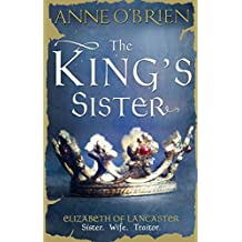 The King's Sister by Anne O'Brien (26-Feb-2015) Paperback