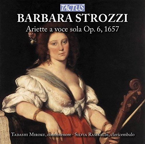 Ariette A Voce Sola Op.6