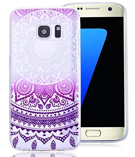 roreikes-coque-pour-samsung-galaxy-s7-crystal-case-cover-silicone-tpu-avec-indian-sun-conception-de-