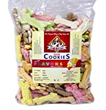 #10: Nootie Assorted Flavor Cookies Freashly Baked, 1Kg Pack