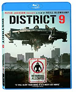 District 9 [Blu-ray] [Import anglais]