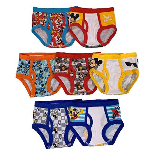 Disney Little Boys 'siete unidades Mickey Mouse Slip