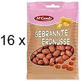 M`Candy Gebrannte-Erdnüsse (16x 125g)