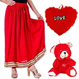 TRADITION INDIA Buy Valentine Gift Red M...