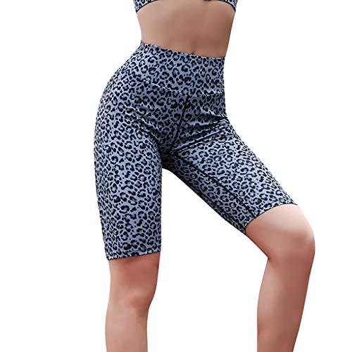 OIKAY Sporthose Damen kurz Damen Leggings 3/4 Sporthose Fitness Hose Laufhose Laufhose Yogahosen für Damen
