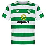 New Balance Herren Celtic FC Home Supporters Jersey XXL White/Celtic Green