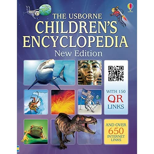 Children's Encyclopedia by Various (2015-01-01)