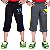 #5: GREENWICH Boys 3/4 Pant - Pack of 2