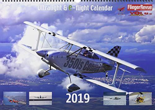 Ultralight & e-flight Calendar 2019
