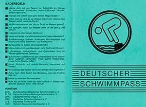 Deutscher Schwimmpass