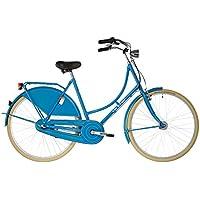 Ortler Van Dyck - Vélo de ville Femme - Bleu pétrole 2018 velo ville femme