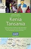 DuMont Reise-Handbuch Reiseführer Kenia, Tansania: und Sansibar, mit Extra-Reisekarte - Steffi Kordy