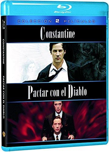 PACTAR CON EL DIABLO + CONSTANTINE (Spanien Import, siehe Details für Sprachen)