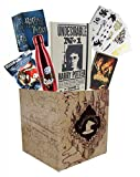 toynk Harry Potter Gift Box with Water Bottle & Fantastic Beasts Bath Robe