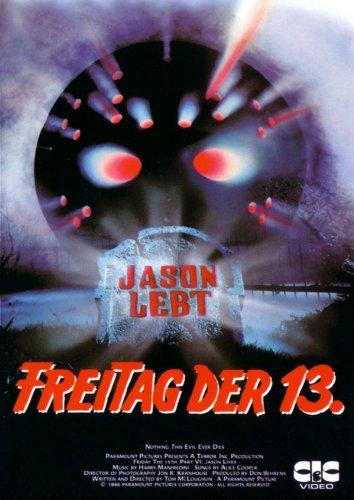 Freitag der 13. Teil VI - Jason lebt (Film Jason 13)