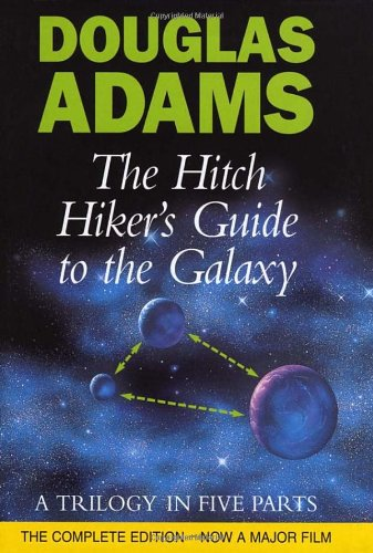 Hitch-Hikers Guide to the Galaxy: A Trilogy in Five Parts