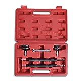 Festnight Zahnriemen Steuerzeiten Werkzeug Einstellwerkzeug Werkzeugkasten für Fiat 1,2 16V Benzinmotor passend für Fiat Punto, Brava, Bravo und Stilo